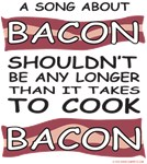 A Song About Bacon Shouldn't...