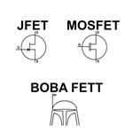JFET, MOSFET, BOBA FETT