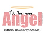 Clever Undercover Angel Gifts Tees and More