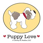 Cute Puppy T-shirts Apparel and Gifts
