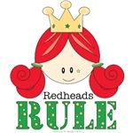 Redhead T-shirt Redhead Tees Redhead Gifts