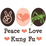 Grasshopper Kung Fu T-shirt Gifts