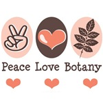Botany and Botanist T shirt Gifts
