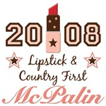 Lipstick Country First McPalin Shirt Buttons More