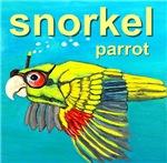snorkel parrot