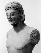 Male Greek Statue