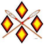 SOUTHEAST TRIBAL STICKBALL