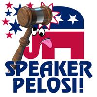 SPEAKER PELOSI!