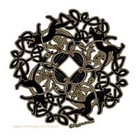 Samhain Celtic Knotwork Art T-Shirts & Gifts