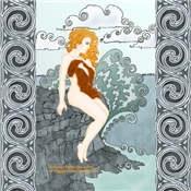 The Selkie Irish Art on T-shirts and Gifts