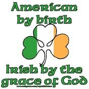 Funny Irish American Joke Tees & Gifts