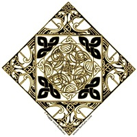An Anam Ean II Celtic Knotwork T-Shirts & Gifts