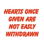 Hearts Once Given