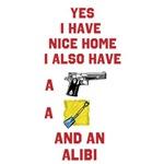 Gun Shovel Alibi