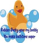 Rubber Ducky Bathtime fun