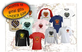 Surname Shields of Arms