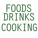 Food, Beverages, Cooking