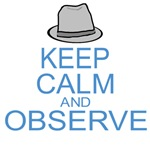 Fringe: Keep Calm and Observe (with Fedora)