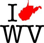 I Love WV West Virginia