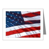 PATRIOTIC NOTE CARDS