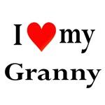I love My Granny T-Shirts
