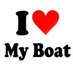 I Heart My Boat