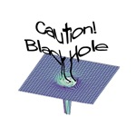 Black Hole Caution
