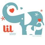 Little Sister Elephant