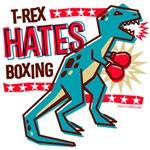 T-Rex Hates Boxing