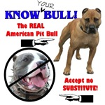 Blue Hippos Are NOT Pit Bulls!