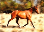 Horse Art - Thoroughbred Spirit