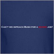 Impeach for a Blown Job