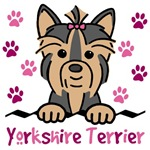 Yorkshire Terrier (Pink)