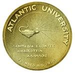 Gold Atlantic University Logo