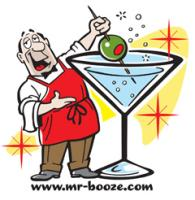 Mr. Booze Martini