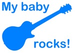 My baby rocks - boy