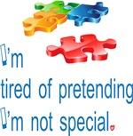 I'm Tired of Pretending