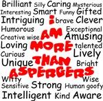 I am more than Asperger's