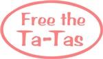 Free the Ta-Tas Oval