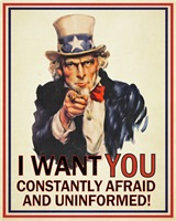 I Want You Constantly Afraid