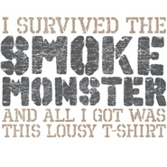 I Survived the Smoke Monster