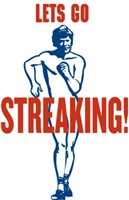 Let's Go Streaking