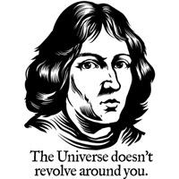 Copernicus Egocentrism