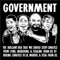 Government Lunatics