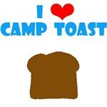 I *Heart* Camp Toast