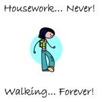 Walking Forever