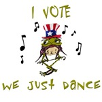 I vote we just dance