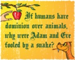 Why Were Adam and Eve Fooled by a Snake?
