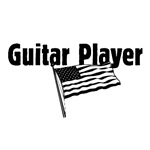 Guitar Player ( U.S.A Flag)