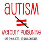 Autism is not Mercury Poisoning